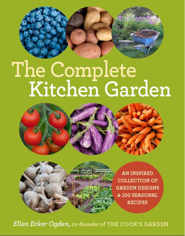 complete kitchen garden book