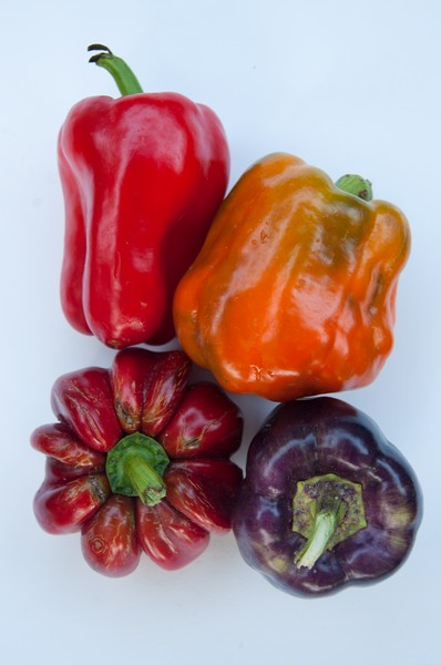 colored-peppers