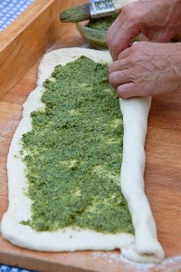 03. pesto bread