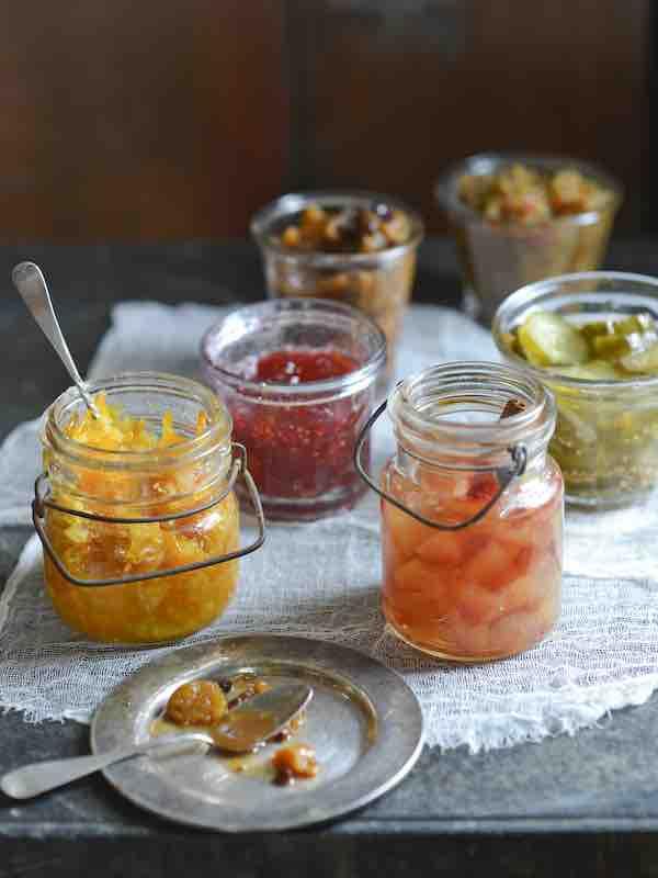 Raspberry Peach Jam Recipe