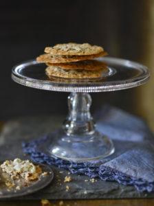 Pecan Lace Cookies Ellen Ecker Ogden