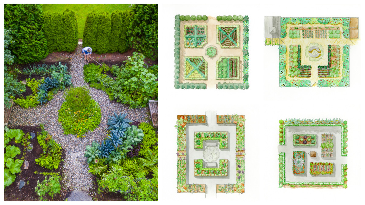 garden design plans ellen ecker ogden. Black Bedroom Furniture Sets. Home Design Ideas