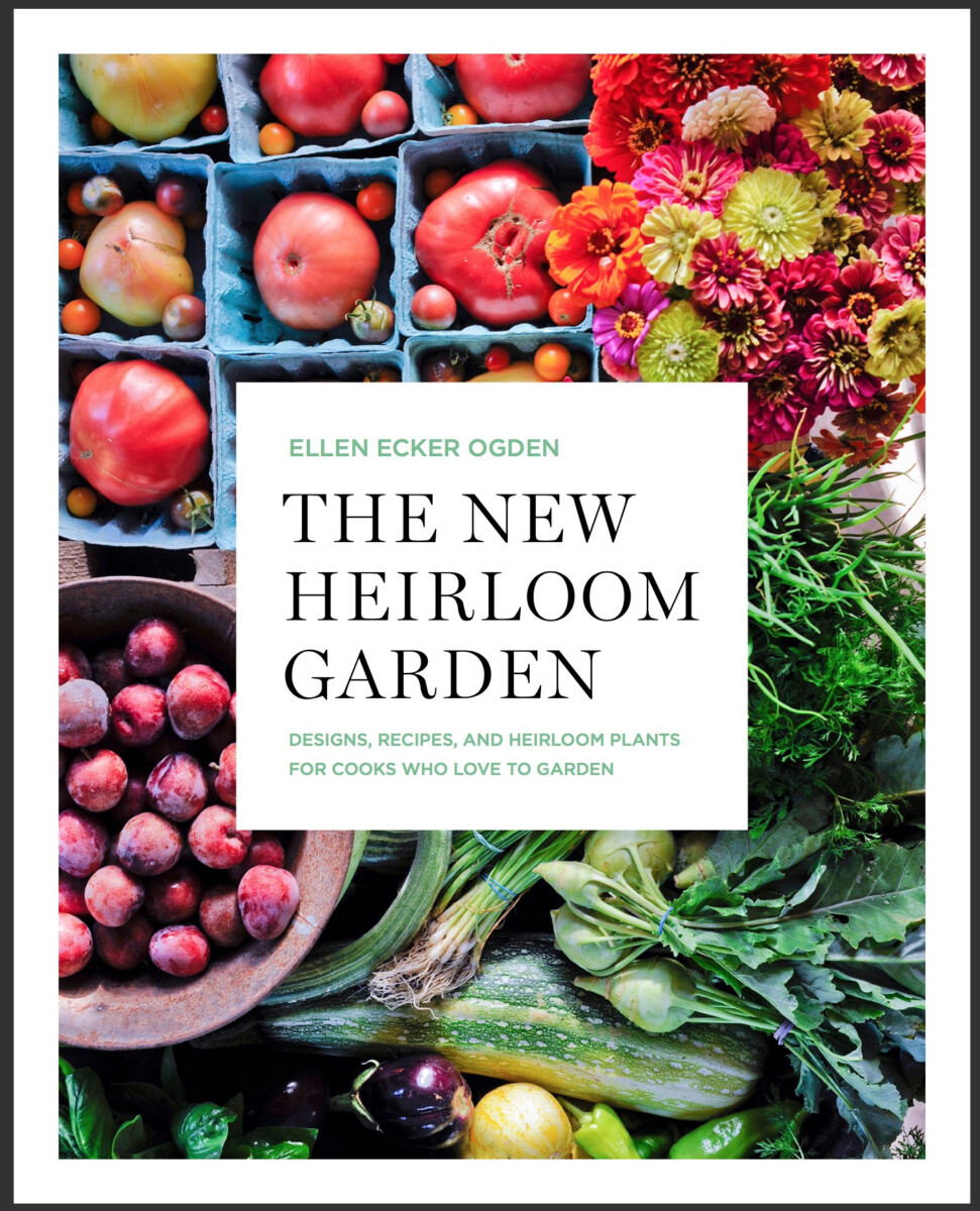 New Heirloom Garden Books