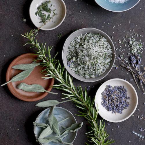 Fresh Herb Salt